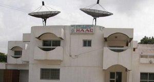 La maison de la HAAC