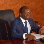 Kossi Assimaïdou, ministre en charge de la planification du développement