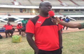 Jean-Paul ABALO, entraineur des locaux