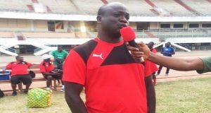 Jean-Paul ABALO, entraineur des joueurs locaux