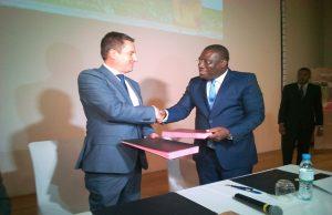Echange de documents entre Thierry FERAUD et Komi ABITOR