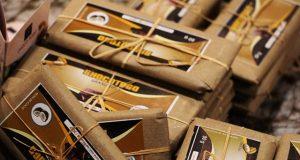 Des chocolats de la coopérative CHOCO TOGO