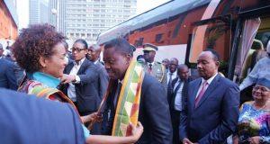 Faure Gnassingbé à l'ouverture de la 8ème édition des Jeux de la Francophonie