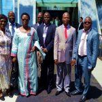 Une image de la délégation togolaise