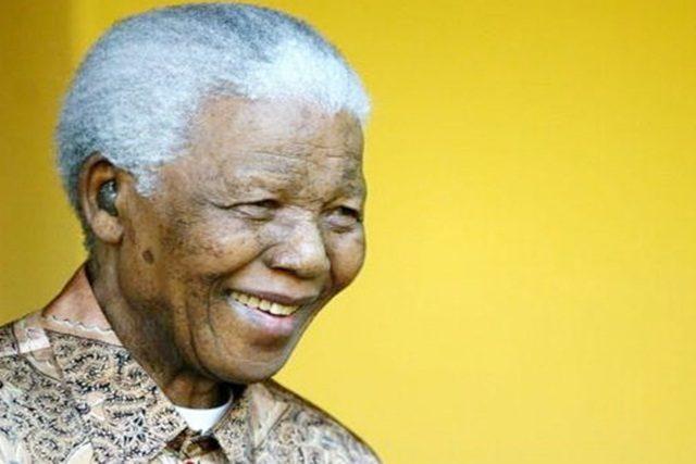 Nelson Mandela (de son vivant)