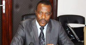 Komlan Houmenou, Secrétaire général du SYNAMFOP