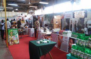Des produits togolais exposés à la foire Made in Togo