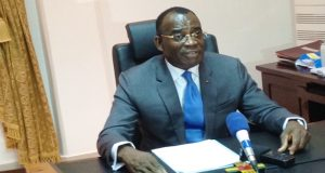 Attigbé Yaovi IHOU, ministre de l'industrie et du tourisme