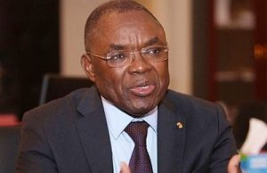 Le ministre de l'administration territoriale, Payadowa Boukpessi