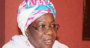 Mme Awa Nana Daboya, présidente du HCRRUN