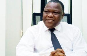 Johnson Kuéku Banka, Directeur général du CETEF