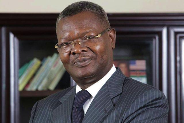 Agbéyomé Kodjo, Président du parti OBUTS