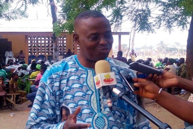 Honorable député Hodin Eké Kokou