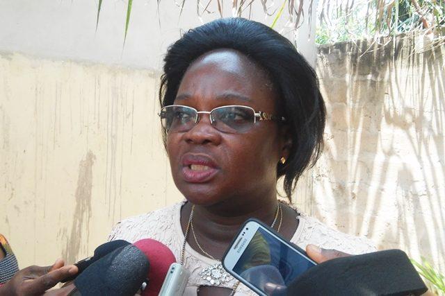 Nadou Lawson, Coordinatrice de la STT