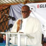 Révérend Dr Daniel Mawussi AKOTIA