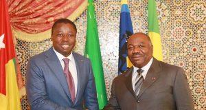 Faure Gnassingbé et Ali Bongo