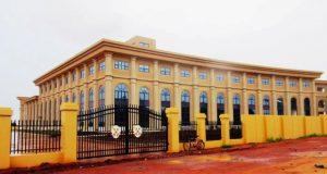 Nouveau siège de l'Assemblée nationale (image republicoftogo)