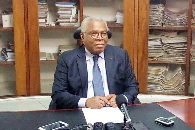 André Johnson, Ministre de l'environnement