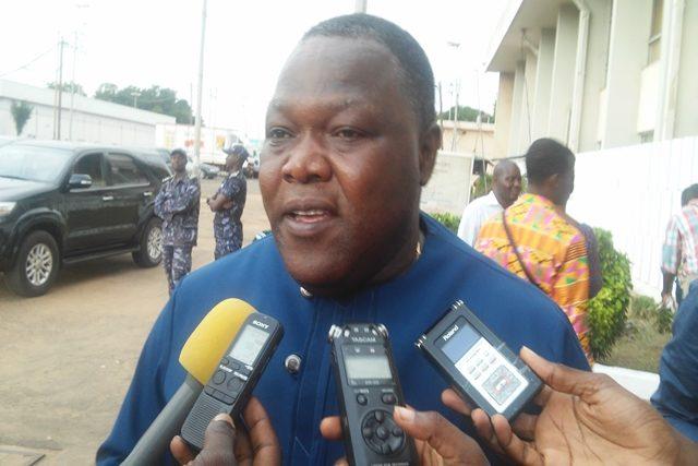 Johnson Kuéku Banka, DG du CETEF