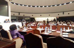 Réunion entre la Commission de la CEDEAO et les acteurs politiques togolais