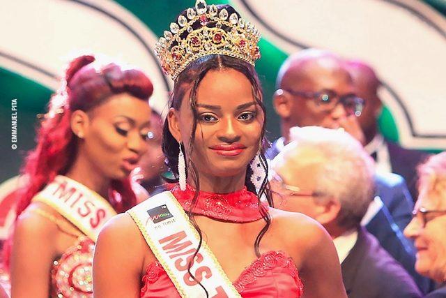 Mlle Gnongbo-Tchoro Ichabatou, Miss Togo 2018