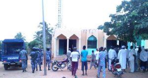 Une image de la mosquée