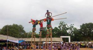 Une image du festival de danse folklorique