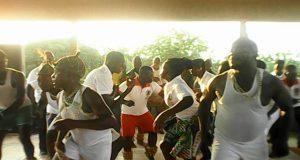 Danse « Tchimou »