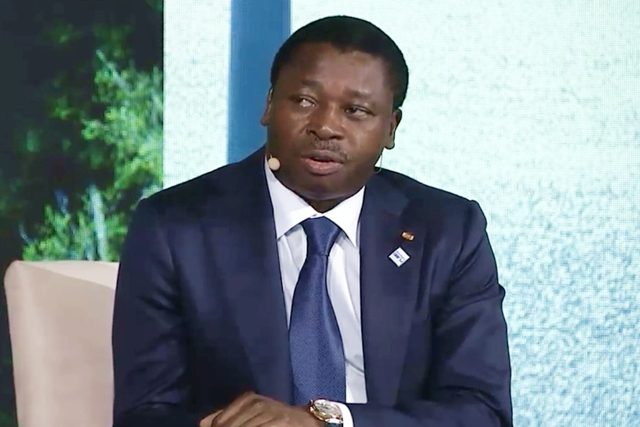 Faure Gnassingbé au «One Planet Summit »