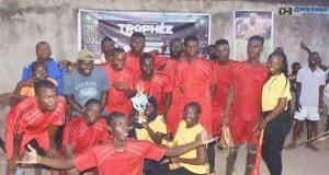 L'équipe Amitié Sport FC