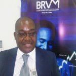 Bertrand Bodet, Directeur de l'Antenne nationale BRVM