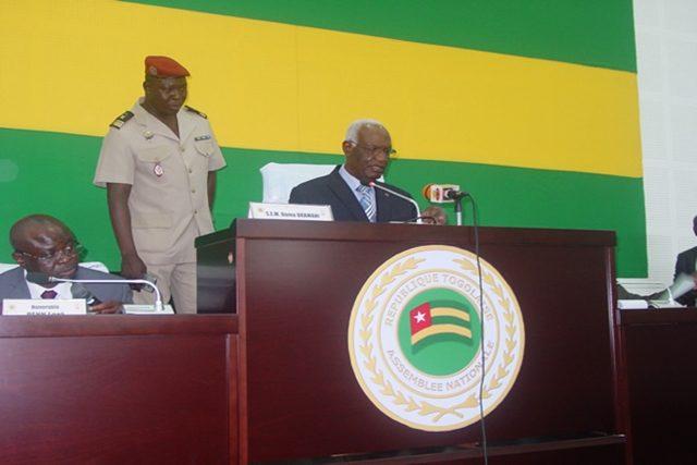 Dama Dramani, Président de l'Assemblée nationale