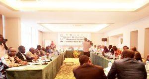 14è réunion des experts du Conseil de l'Entente à Lomé