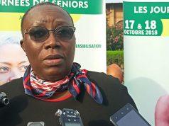 Mme Myriam Dossou d'Almeida, Directrice générale de l'INAM