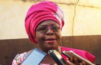 Mme Brigitte Kafui Adjamagbo-Johnson, Coordinatrice de la coalition
