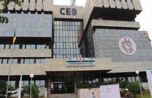 Siège de la CEB à Lomé
