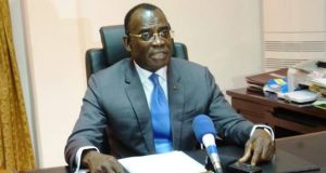 Yaovi Attigbè IHOU, Ministre de l'industrie et du tourisme