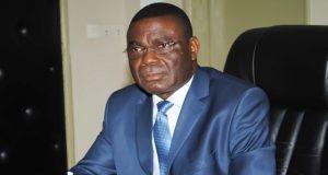 Le Ministre Komi Paalamwé Tchakpélé