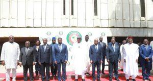 Photo de famille des Chefs d'Etat et de Gouvernement
