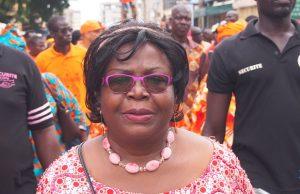 Mme Brigitte Kafui Adjamagbo-Johnson