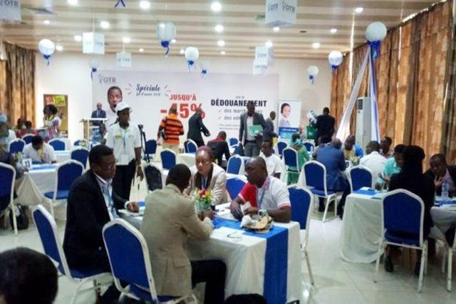Rencontres « B to B » à la 15ème foire de Lomé