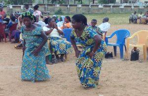 Danse traditionnelles