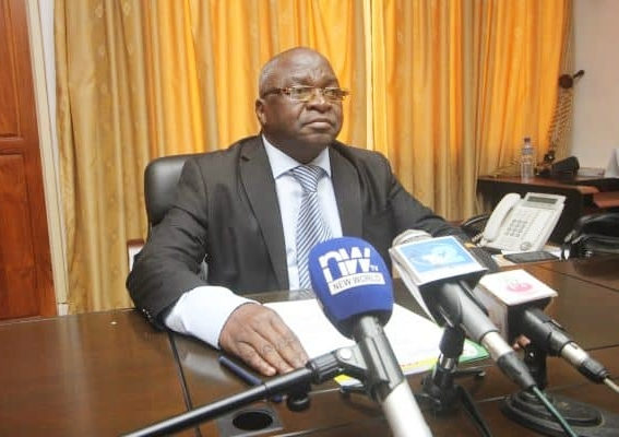 Kodjona Kadanga, Président de la CENI