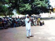 Meeting de SENOU SOKLINGBE à Ountivou