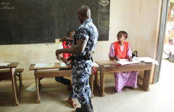 Vote par anticipation des forces armées (archives, ©aLomé)