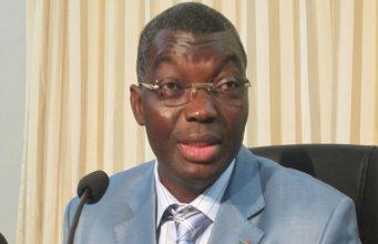 Le Général Damehame Yark, Ministre de la sécurité et de la protection civile