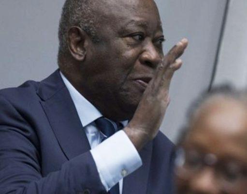Laurent Gbagbo ce mardi à La Haye (©Jeune Afrique)
