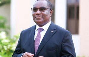 Le Premier Ministre Komi Sélom Klassou