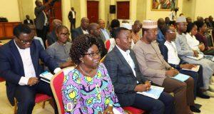 Une image des Ministres au séminaire