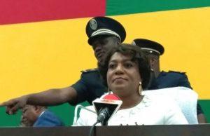 L'honorable TSEGAN Yawa Djigbodi